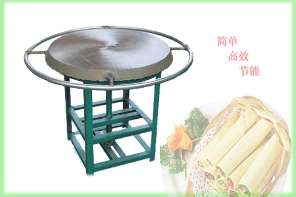 手拉型煎饼机