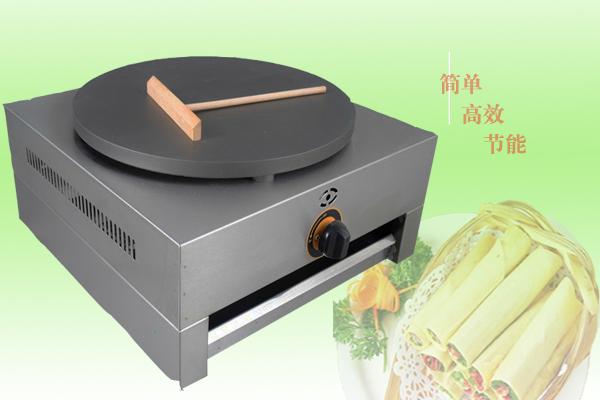 燃气型煎饼机