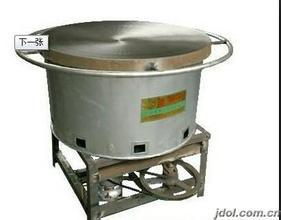燃煤型煎饼机